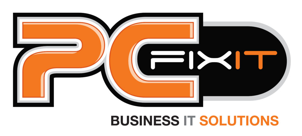 PCFIXIT Business IT Solutions - Logo